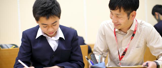 高校生コース:個別指導科の様子3