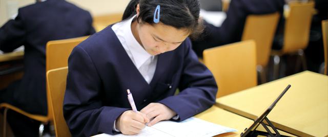 快適な環境で学習時間を確保